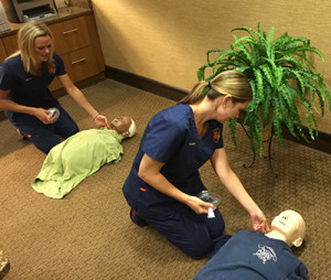 dental assistant cpr