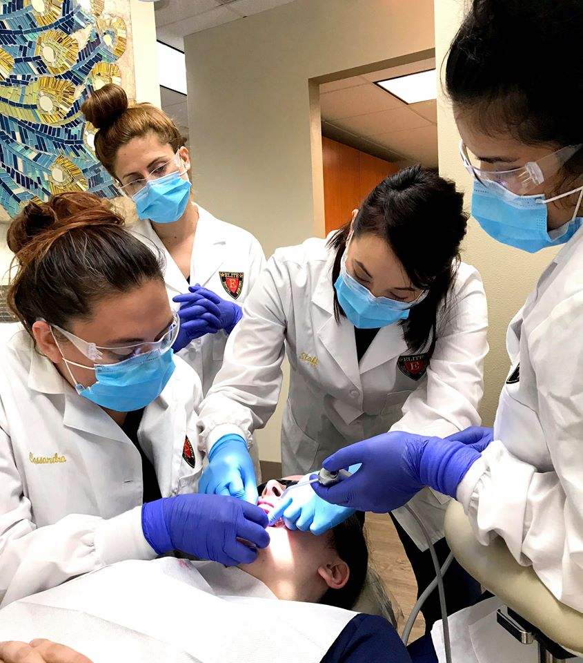 dental assistant class