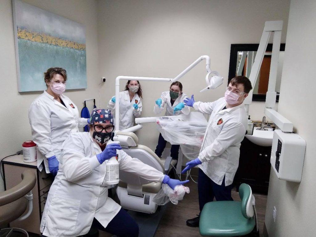 dental assisting new career